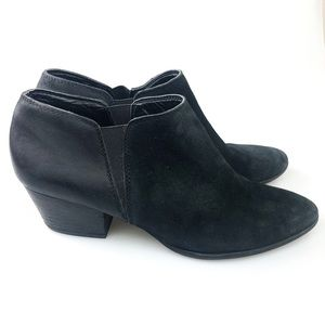 Franco Sarto | Women's Booties Size 10M Black EUC